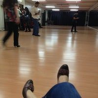 Photo taken at Ral'eau Salsa Dance Company by Anna W. on 2/12/2013