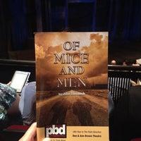 Photo taken at Palm Beach Dramaworks by Anna W. on 10/13/2013