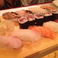 Photo taken at Sushi Yasu by Anna W. on 5/29/2013