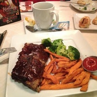 Photo taken at Ruby Tuesday by Anna W. on 12/24/2012