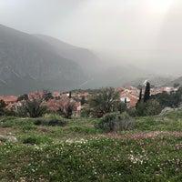 Photo taken at Delphi by Anna W. on 3/26/2018