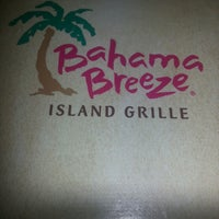 Photo taken at Bahama Breeze by Marchasa H. on 8/19/2013