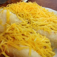 Photo taken at Skyline Chili by Conor D. on 11/23/2012