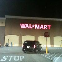 Photo taken at Walmart Supercenter by Marcelo C. on 11/18/2012