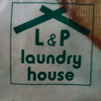 Photo taken at L & P Laundry House by Mtch on 8/2/2013