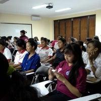 Photo taken at Sekolah Tinggi Ilmu Kesehatan (STIKES) Wira Medika PPNI Bali by Ditta D. on 11/17/2013