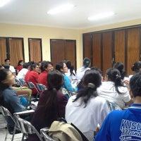 Photo taken at Sekolah Tinggi Ilmu Kesehatan (STIKES) Wira Medika PPNI Bali by Ditta D. on 1/17/2014