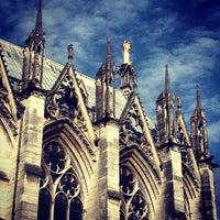 Photo prise au Cathédrale Notre-Dame de Rouen par Alex C. le9/21/2013
