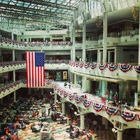 Photo taken at Fashion Centre at Pentagon City by Alex C. on 7/10/2013