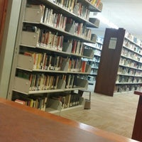 Photo taken at Marymount Manhattan College Library (2nd Floor) by Zarahi C. on 10/2/2014