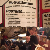 Photo taken at Frite Alors! by Nicolás P. on 2/7/2016