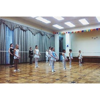 Photo taken at ДООЦ (зал хореографии) by Анна А. on 11/16/2014