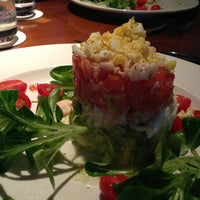 Photo taken at Bricktop's Restaurant by John G. on 2/4/2013