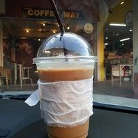 Photo taken at Coffee Way by Arnat😎 R. on 10/24/2013