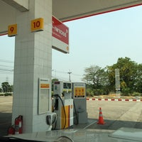 Photo taken at Shell by Arnat😎 R. on 4/27/2016