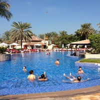 Photo taken at Habtoor Grand Resort, Autograph Collection by John O. on 2/9/2013