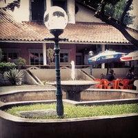 Photo taken at Parque das Rosas by Fernando Naicon .. on 5/29/2013