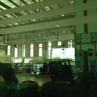 Photo taken at Perodua Sales & Service Centre Glenmarie by Gege's M. on 10/24/2012