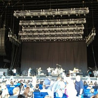 Photo taken at Sleep Country Amphitheater by Joey M. on 7/20/2013