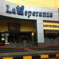 Photo taken at La Esperanza by Noningos B. on 9/30/2012