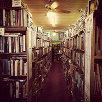 Photo taken at Bookman Rare & Used Books by Kevin N. on 2/5/2014