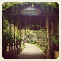 Photo taken at Ao Prao Resort by Jub W. on 11/17/2012