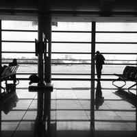 Photo taken at NAIA Terminal 3, Departure VIP Lounge by Mackie C. on 9/8/2016