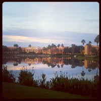 Photo taken at Disney's Coronado Springs Resort by Ellen M. on 10/7/2012