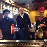 Photo taken at Mikado Steak House & Sushi Bar by Beth B. on 10/27/2013