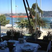 Foto scattata a Revma Balık da Ertan Y. il 3/1/2013