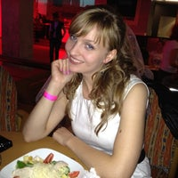Photo taken at LOFT CAFE by Майя П. on 9/15/2012