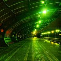 Снимок сделан в Платформа Маленковская пользователем Nikita P. 11/4/2012