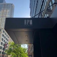 Foto diambil di RPM Steak oleh Andrew P. pada 6/15/2018