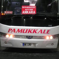 Photo taken at Pamukkale Turizm by 💛รülєץ๓คภ çєlเ̇к 19๏ฯ . on 1/9/2013