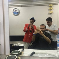 Photo taken at Nejdet Kuafor by Rash1903 on 5/19/2016