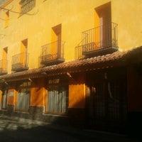 Photo taken at Hotel Prats by Toni R. on 12/27/2012