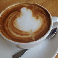 Photo taken at The Coffee Gallery by CoSam N. on 11/17/2013