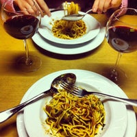 Снимок сделан в Pasta Project & Umami пользователем Masha B. 1/15/2013