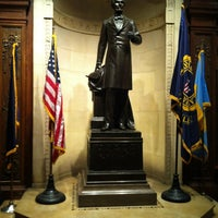 Photo taken at The Union League of Philadelphia by Andrey P. on 11/21/2012