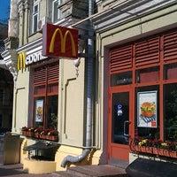 Снимок сделан в McDonald's пользователем Bohdan D. 9/27/2012