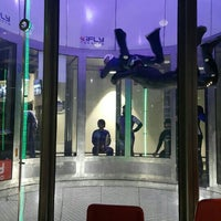 Photo taken at Ifly Skydiving by Sarah A. on 1/26/2016