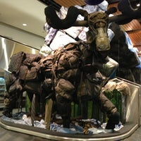 Photo taken at Calgary International Airport (YYC) by Andrew L. on 12/13/2012
