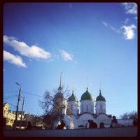 Снимок сделан в Большая Сухаревская площадь пользователем Dmitry S. 3/7/2013