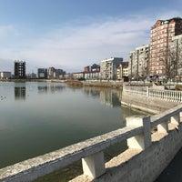 Photo taken at Makhachkala by Pavel A. on 3/15/2018
