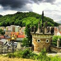 6/28/2013 tarihinde Liber P.ziyaretçi tarafından Karlovy Vary | Karlsbad'de çekilen fotoğraf