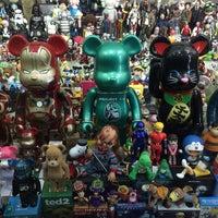 Photo taken at Superman Toys by Kanoksak S. on 8/22/2015