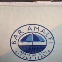 Photo taken at Bar Amalfi by Shontele P. on 8/7/2014