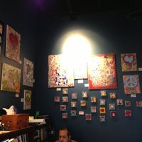 Photo taken at Grouchy John's Coffee Shop by Emma P. on 3/8/2013