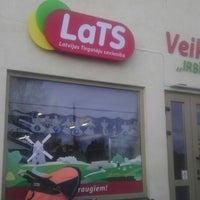Photo taken at Veikals LaTs | Vandzenē by Martins k. on 12/5/2013