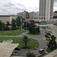 7/1/2013 tarihinde Alena T.ziyaretçi tarafından Hilton Istanbul Bosphorus'de çekilen fotoğraf